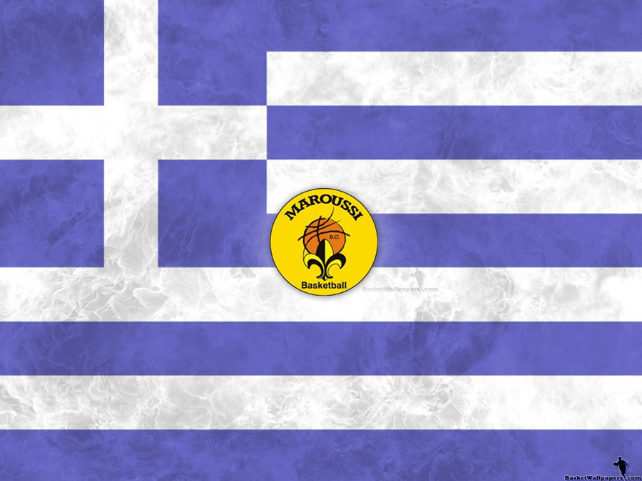 Maroussi Athens BC Wallpaper