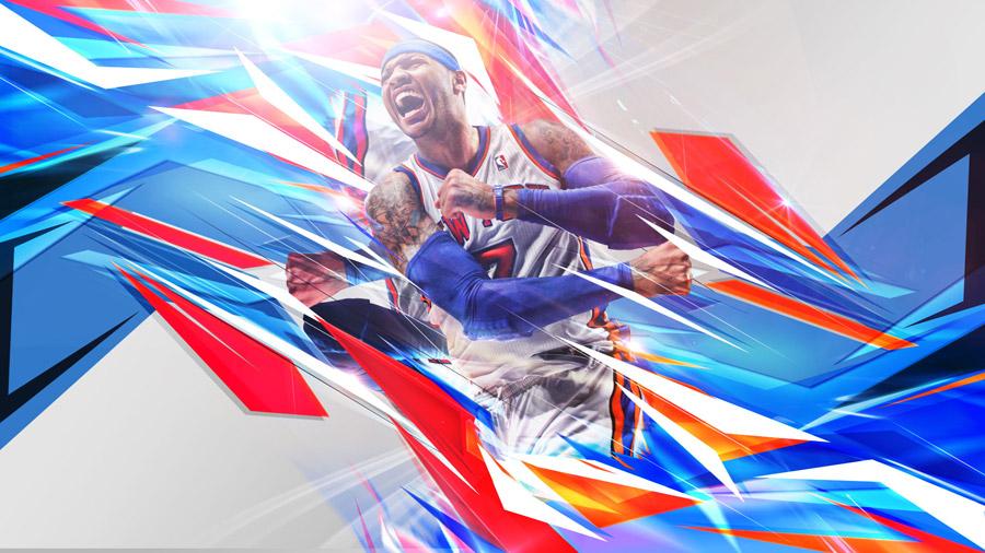 Melo Knicks 2012 1920x1080 Wallpaper