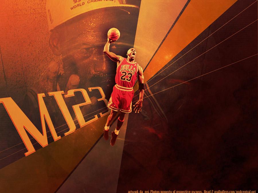 Michael Jordan Bulls 1280x960 Dunk Wallpaper