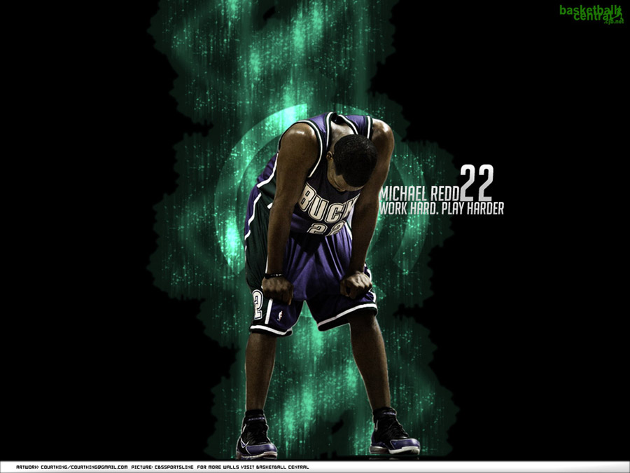 Michael Redd 22 Wallpaper