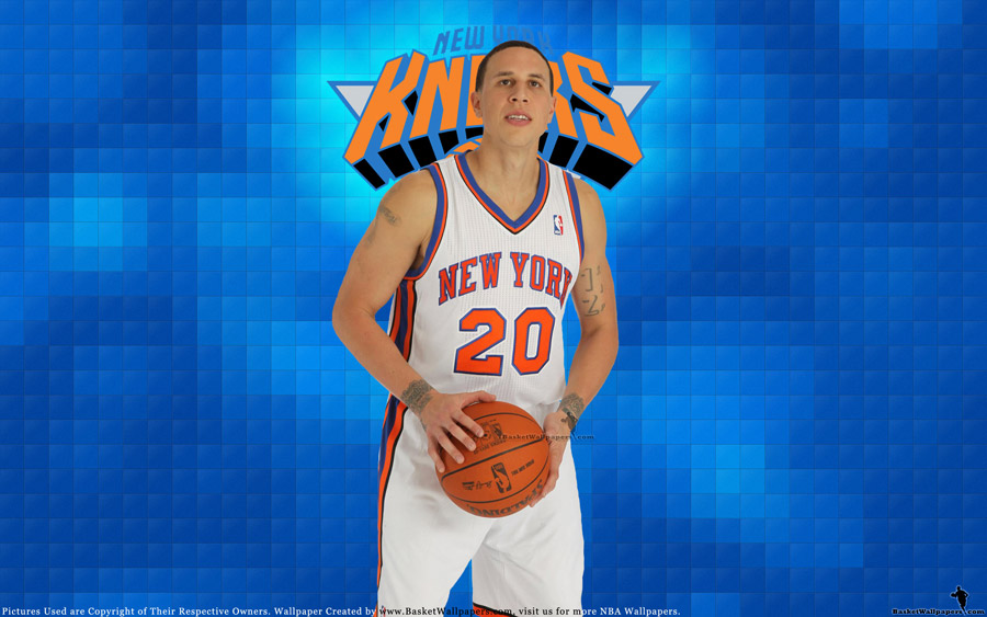 Mike Bibby Knicks 2012 2560x1600 Wallpaper