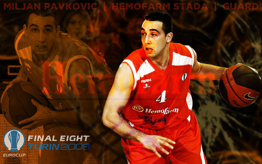 Miljan Pavkovic Hemofarm Vrsac Widescreen Wallpaper