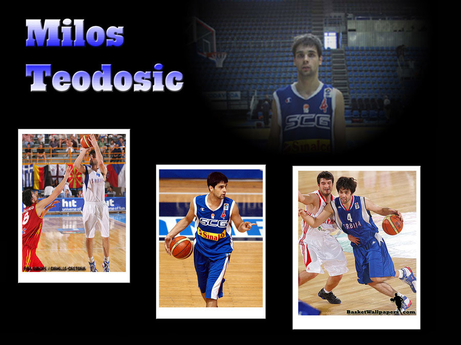 Milos Teodosic Wallpaper