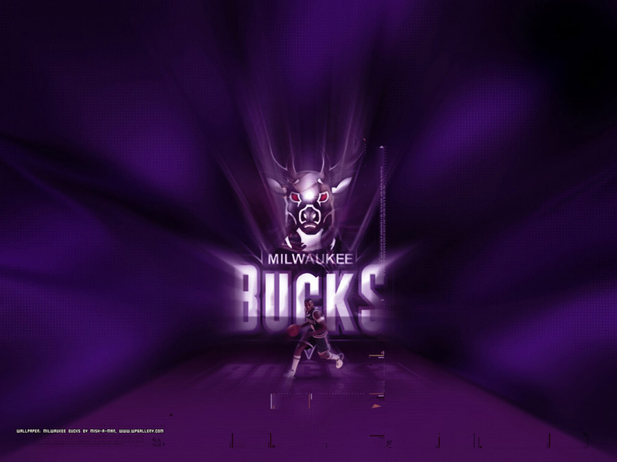 Milwaukee Bucks Logo Wallpaper