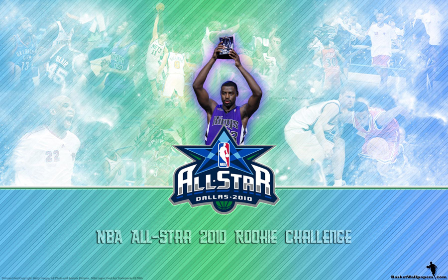NBA All-Star 2010 Rookie Challenge Wallpaper