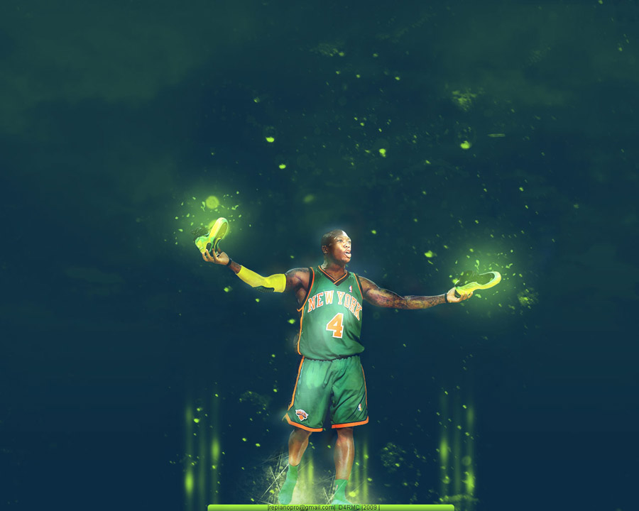 knicks nate robinson wallpaper - photo #12