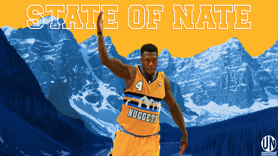 Nate Robinson Denver Nuggets 1440x810 Wallpaper