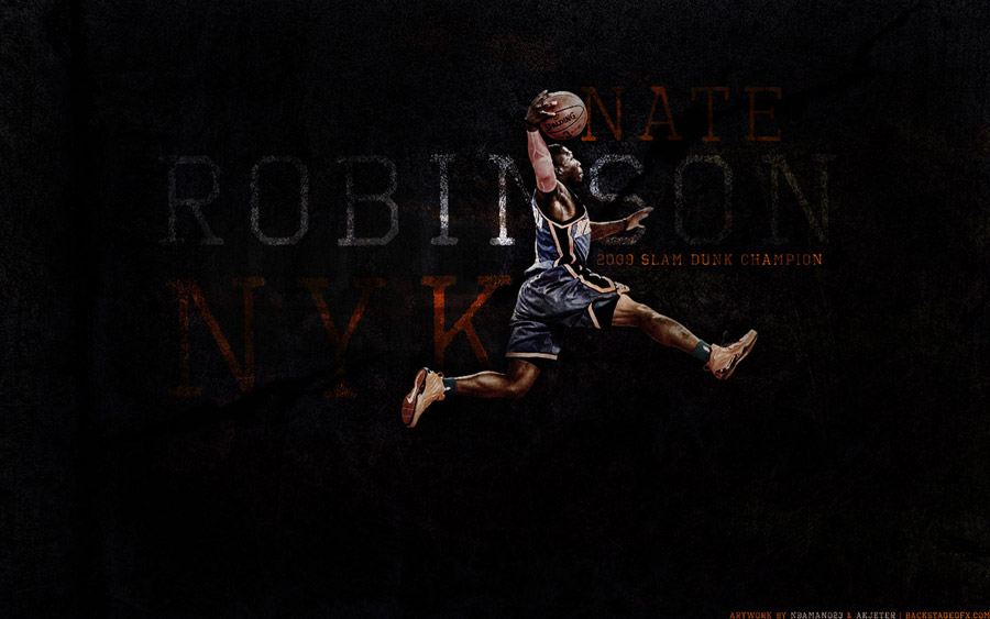 Nate Robinson Widescreen Wallpaper