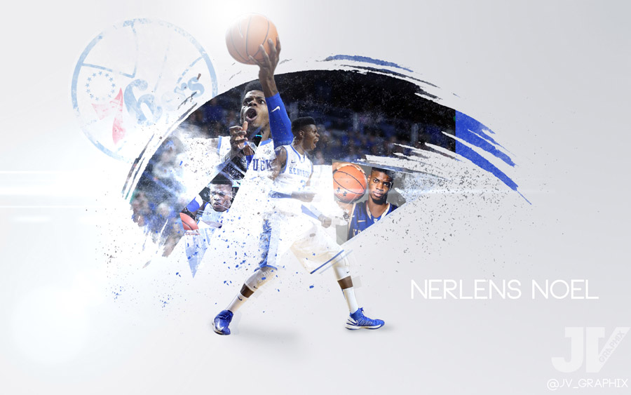 Nerlens Noel 2013 Draft 76ers 2560x1600 Wallpaper