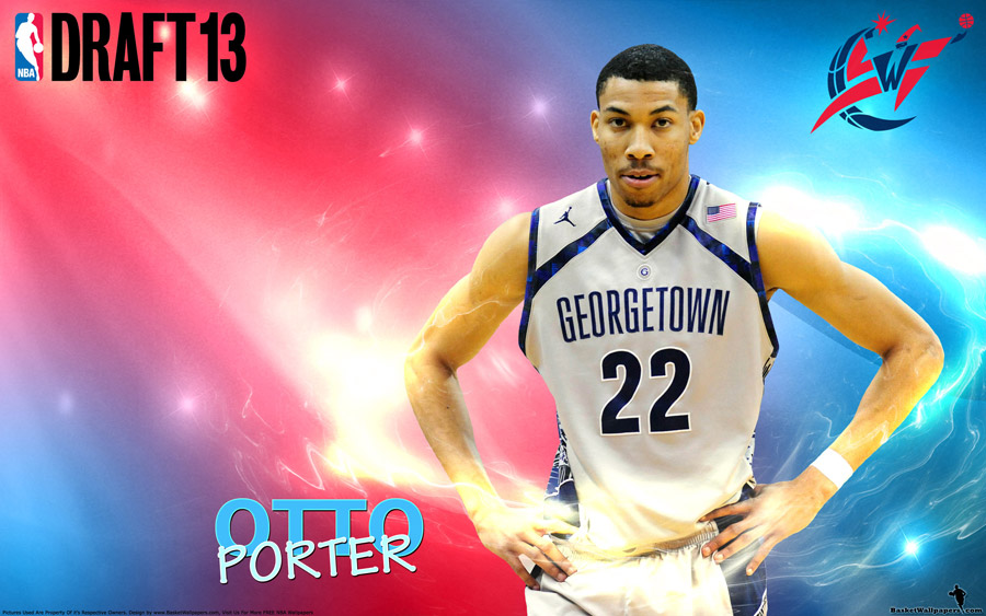 Otto Porter 2013 NBA Draft 2560x1600 Wallpaper