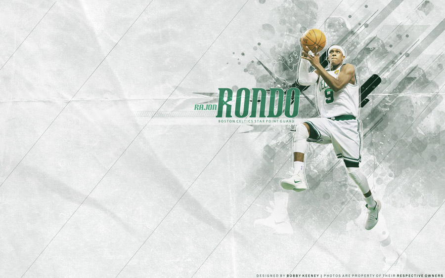 Rajon Rondo 1440x900 Wallpaper