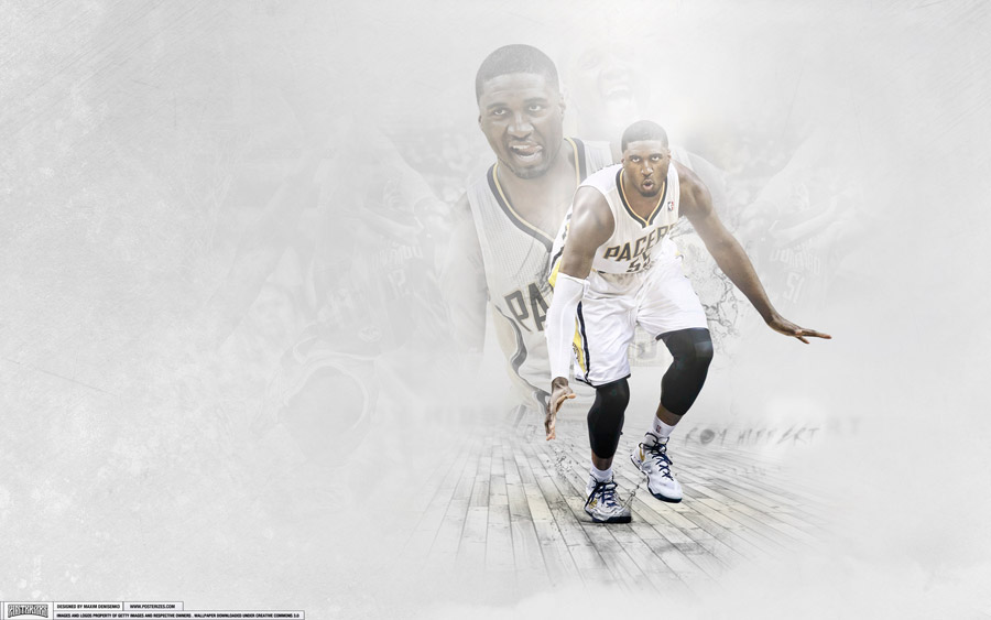 Roy Hibbert Pacers 2013 2880x1800 Wallpaper