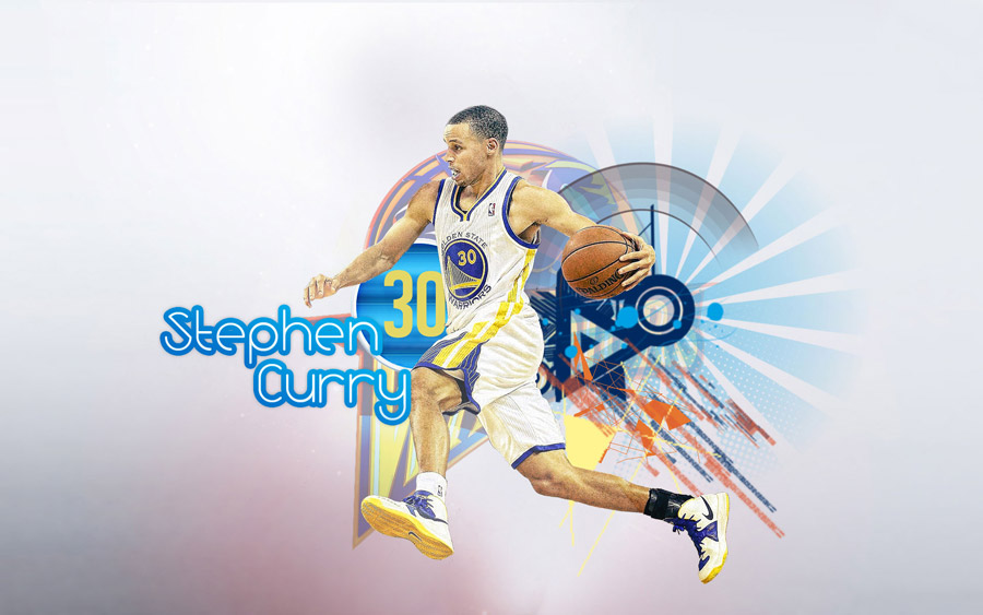 Stephen Curry 2013 1920x1200 Wallpaper