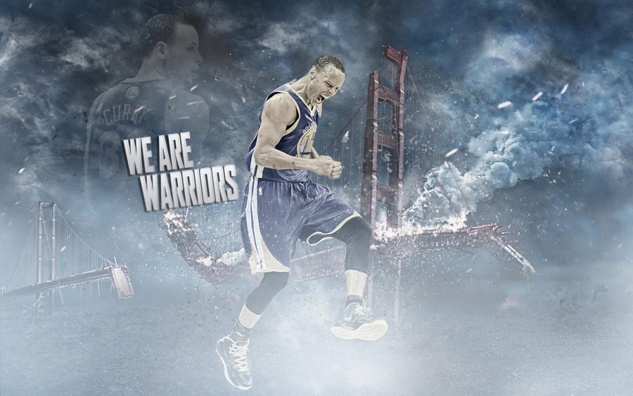 Stephen Curry 2013 2880x1800 Wallpaper