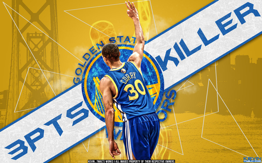 Stephen Curry 3pts Killer 1920x1200 Wallpaper