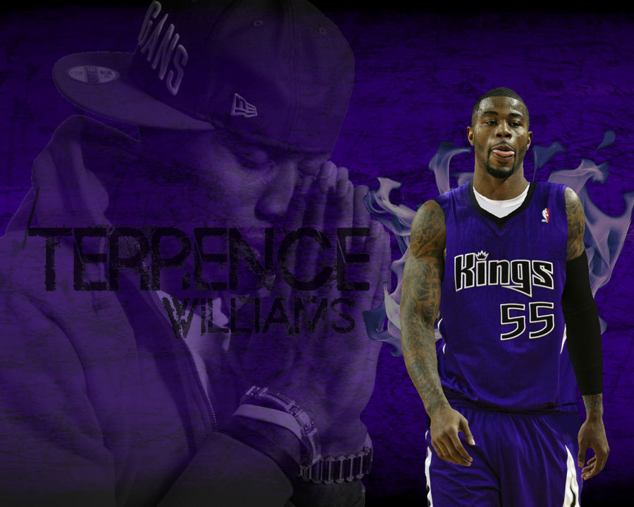 Terrence Williams Kings 1280x1024 Wallpaper