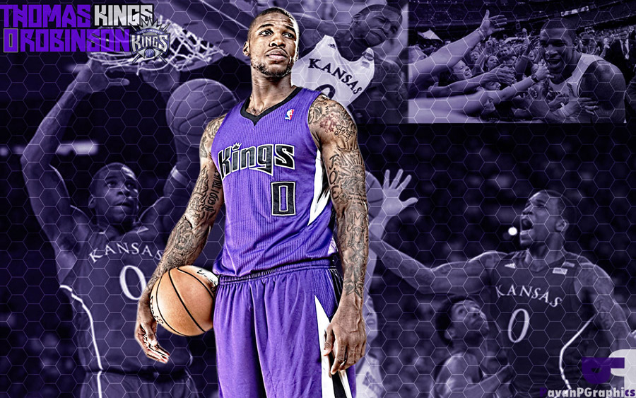 Thomas Robinson Kings 2012 Wallpaper