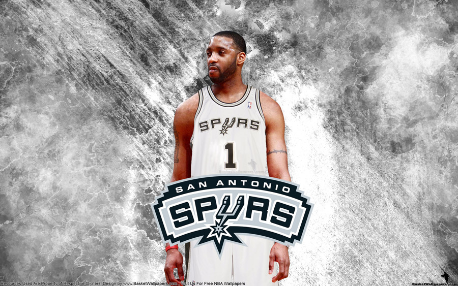 Tracy McGrady Spurs 2013 1920x1200 Wallpaper