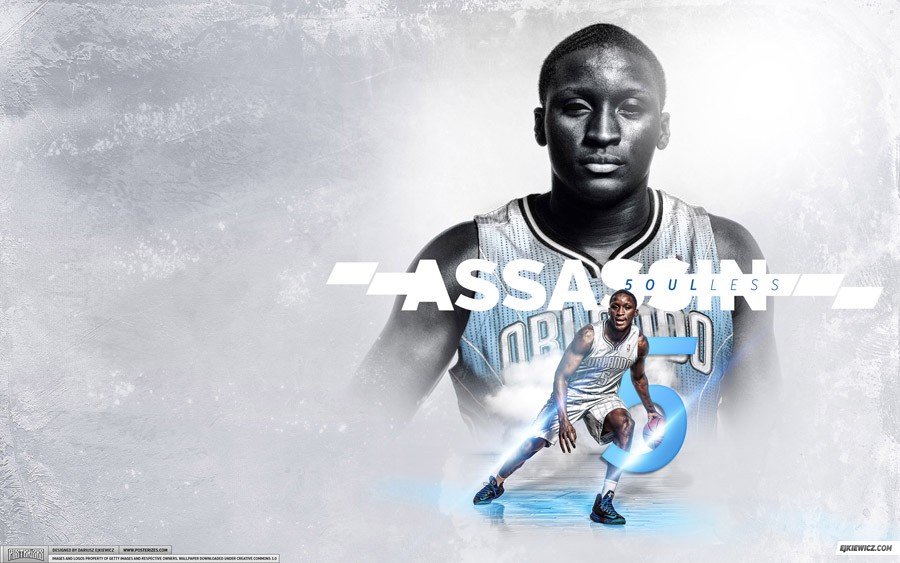 Victor Oladipo Magic 2560x1600 Wallpaper