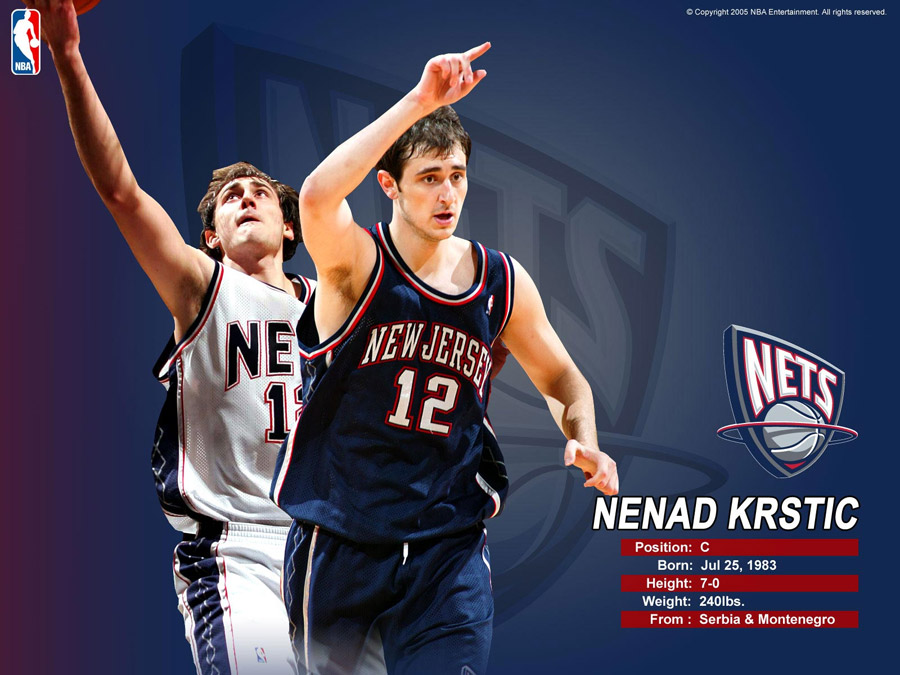 Nenad Krstic Nets Wallpaper
