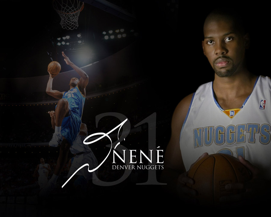 Nene Nuggets Wallpaper