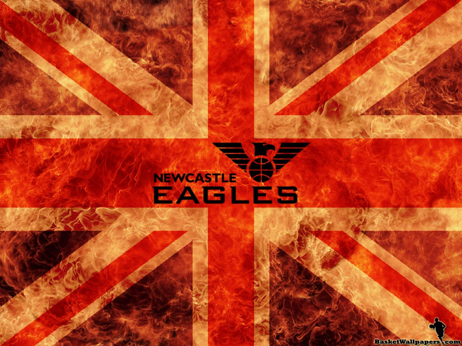 Newcastle Eagles Wallpaper