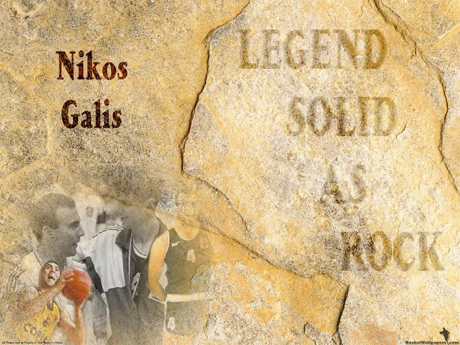 Nikos Galis Wallpaper