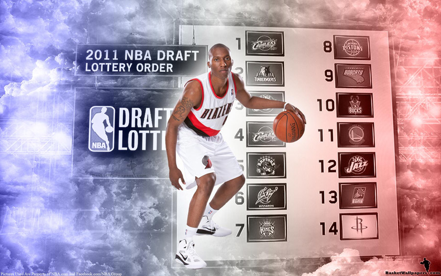 Nolan Smith Portland Trail Blazers Jersey Widescreen Wallpaper