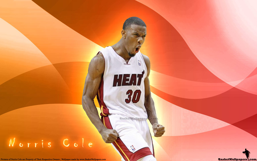 Norris Cole Heat 1280x800 Wallpaper
