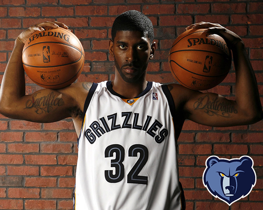 O.J. Mayo Grizzlies Wallpaper