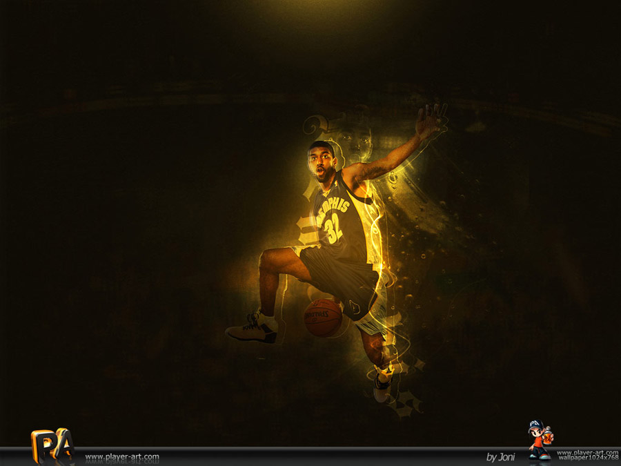 O.J. Mayo Memphis Grizzlies Wallpaper