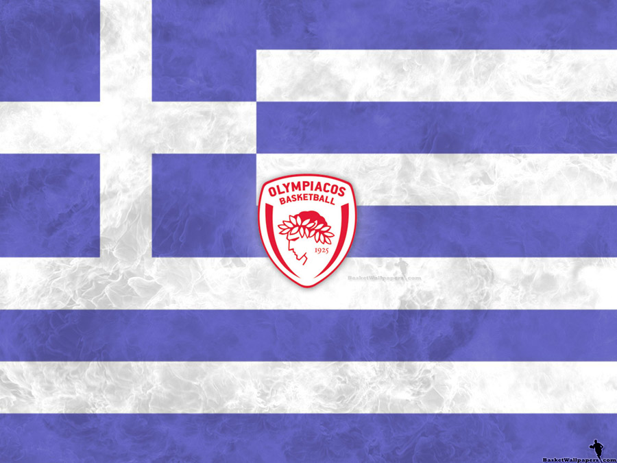Olympiacos Piraeus BC Wallpaper