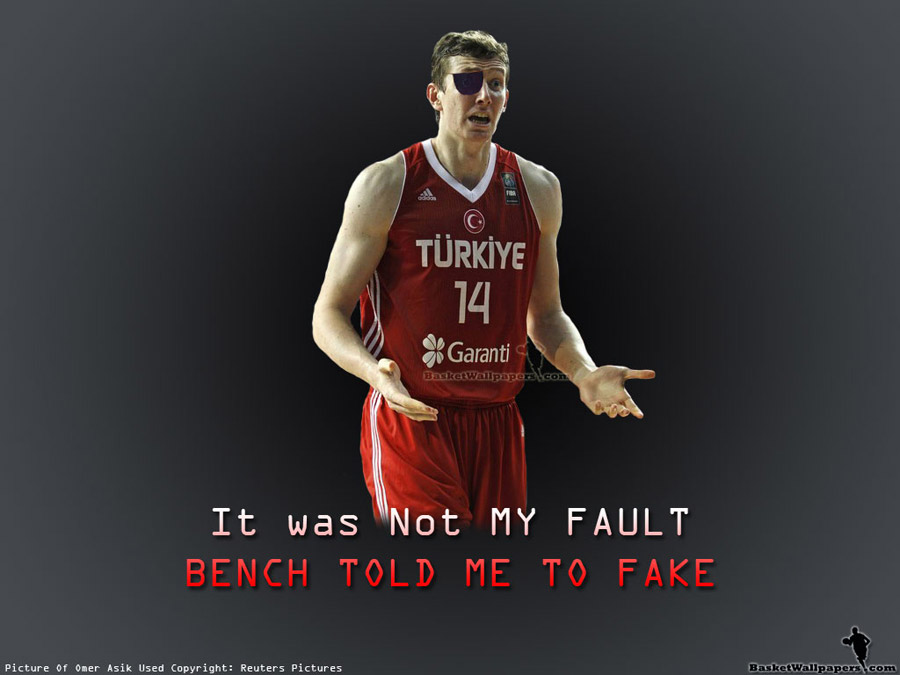 Omer Asik Wallpaper