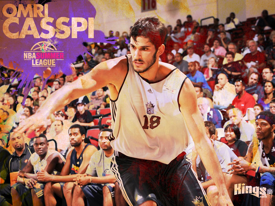 Omri Casspi Kings Summer League Widescreen