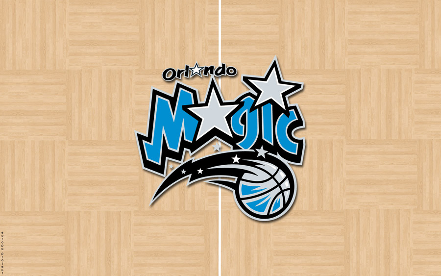 Orlando Magic Logo Widescreen Wallpaper