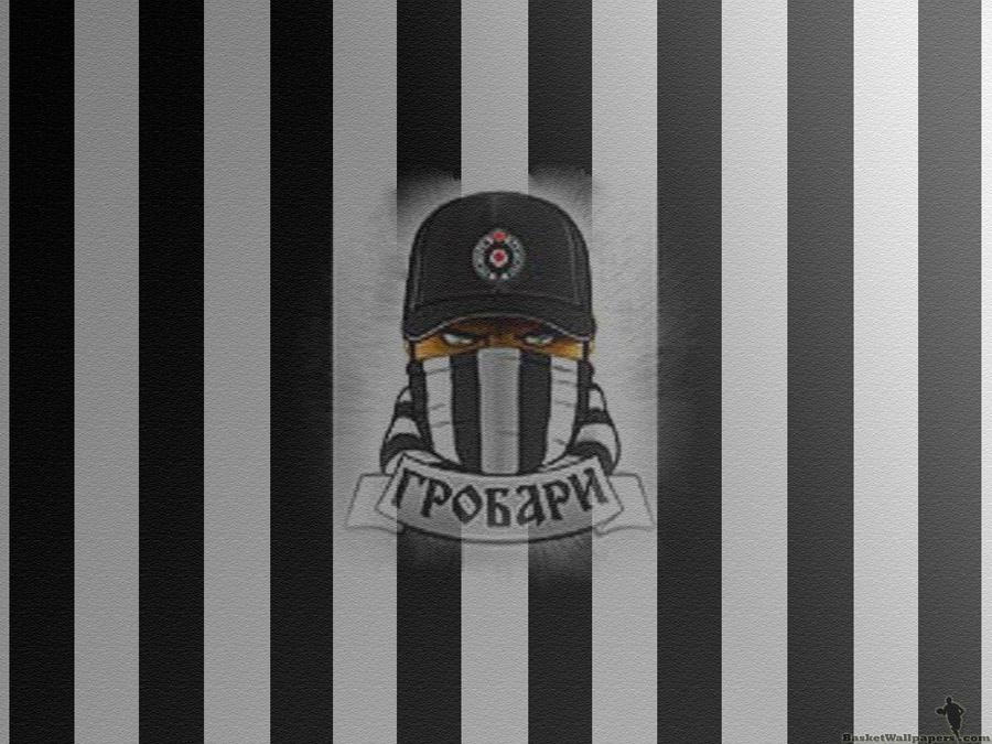 Partizan Belgrade Grobari Wallpaper