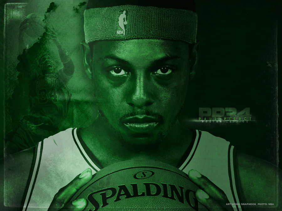 Paul Pierce Celtics Wallpaper