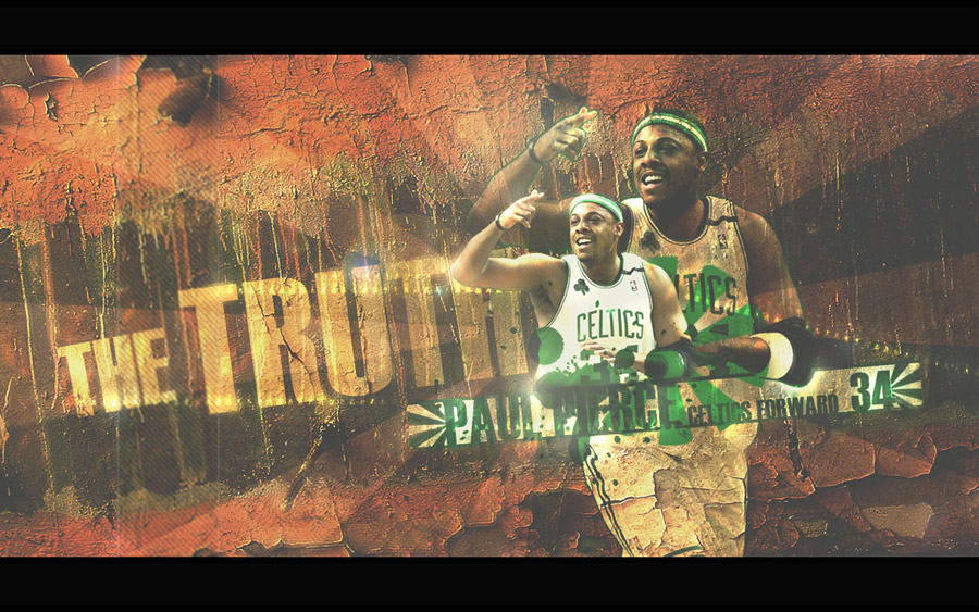 Paul Pierce Widescreen Wallpaper
