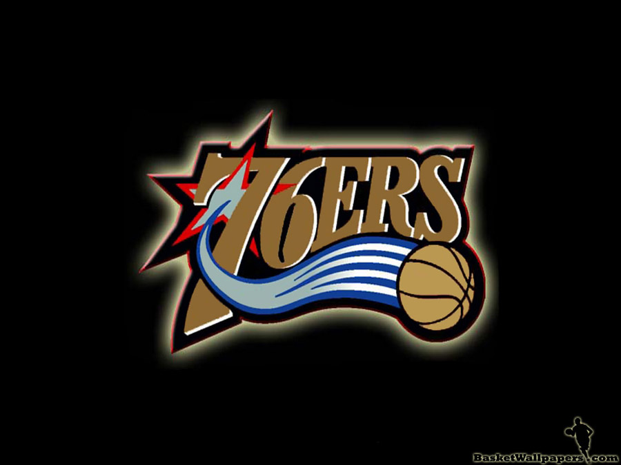 Philadelphia 76ers Logo Wallpaper