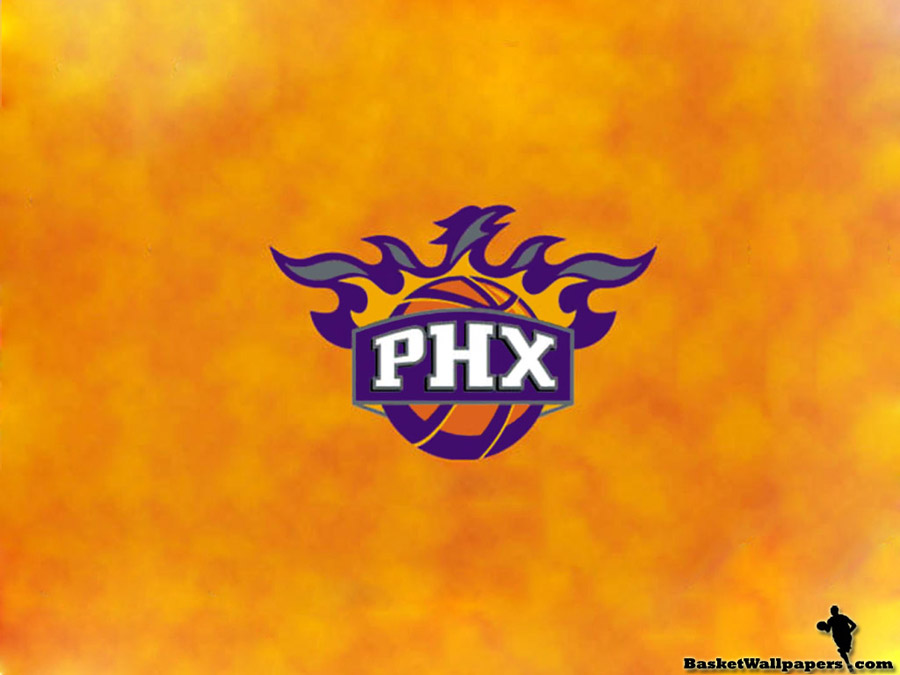 Phoenix Suns Logo Wallpaper