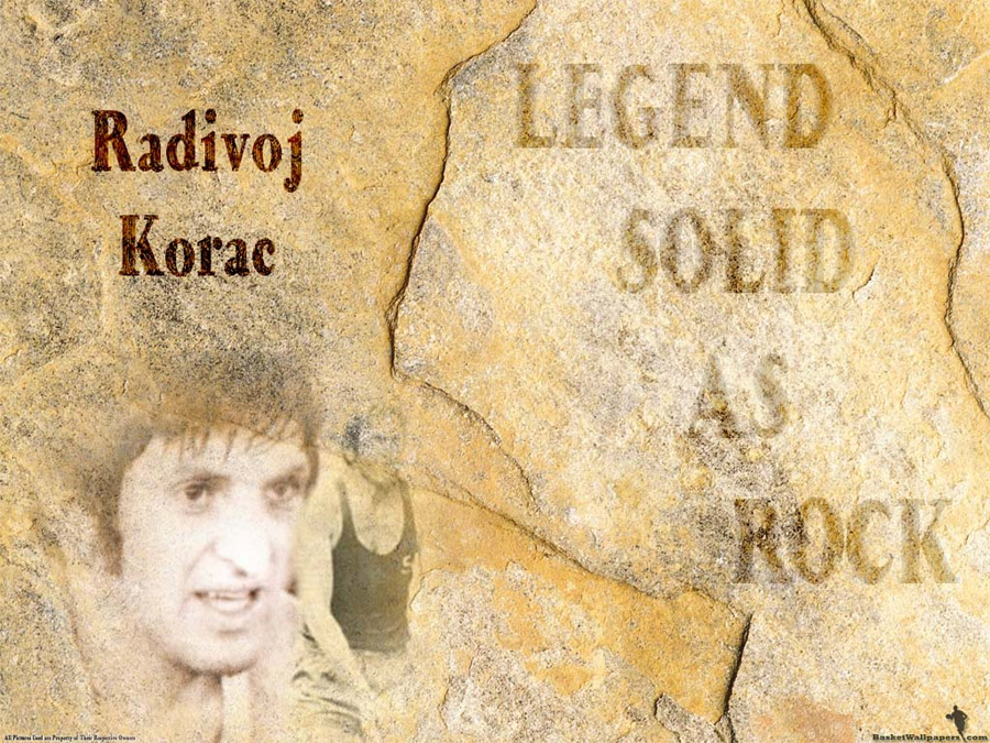 Radivoj Korac Wallpaper