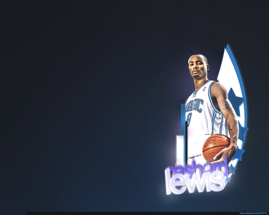 Rashard Lewis Magic Wallpaper