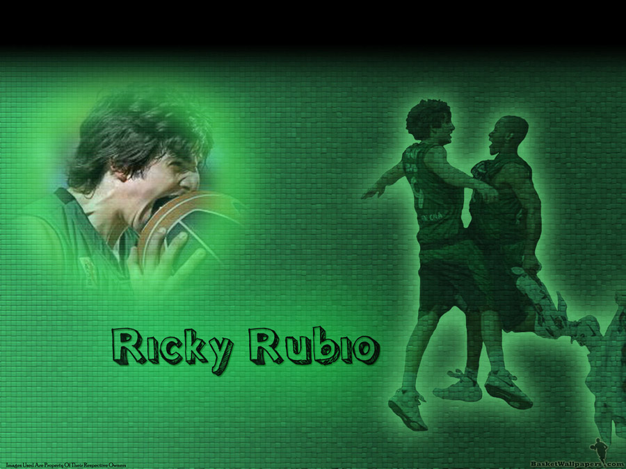 Ricky Rubio Wallpaper