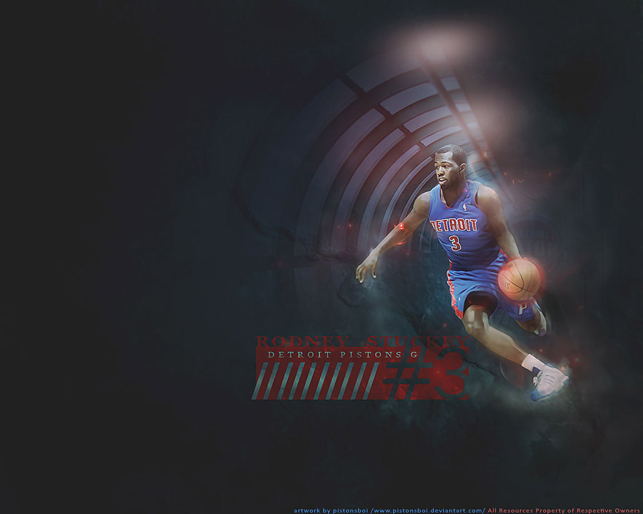 Rodney Stuckey Pistons Wallpaper