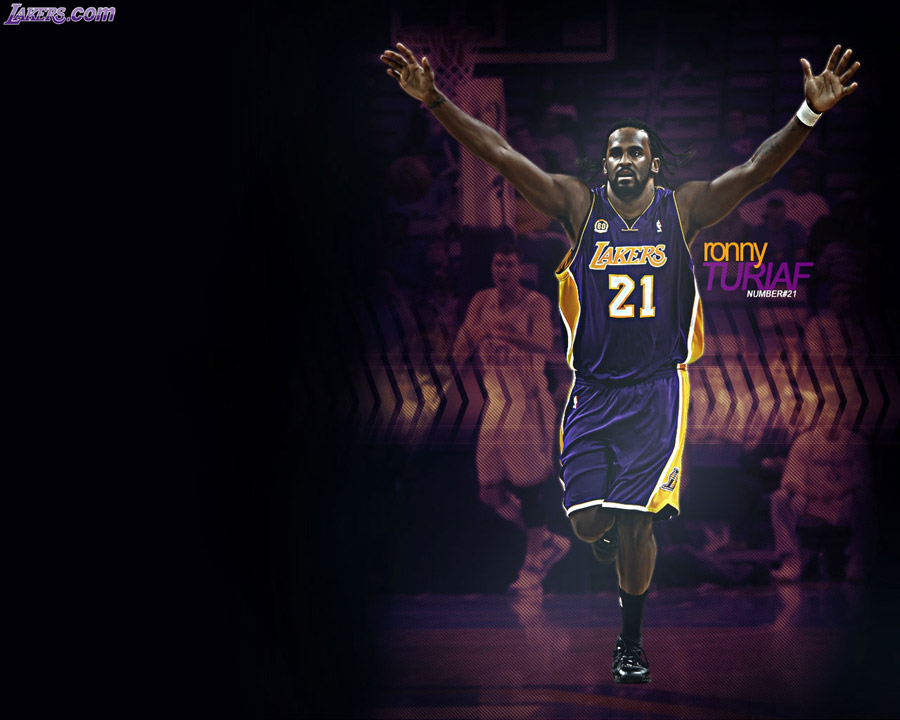Ronny Turiaf Lakers Wallpaper