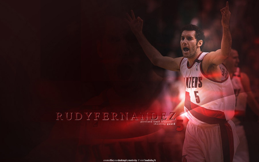 Rudy Fernandez Widescreen Wallpaper