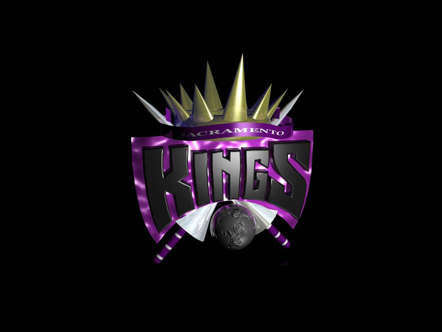 Sacramento Kings Logo Wallpaper