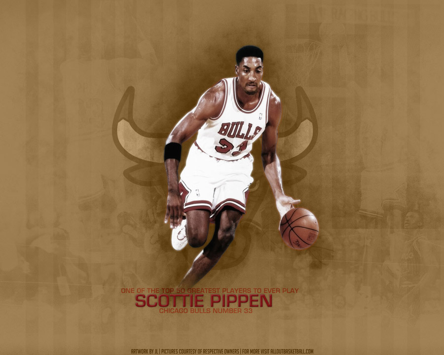 Scottie Pippen Wallpaper