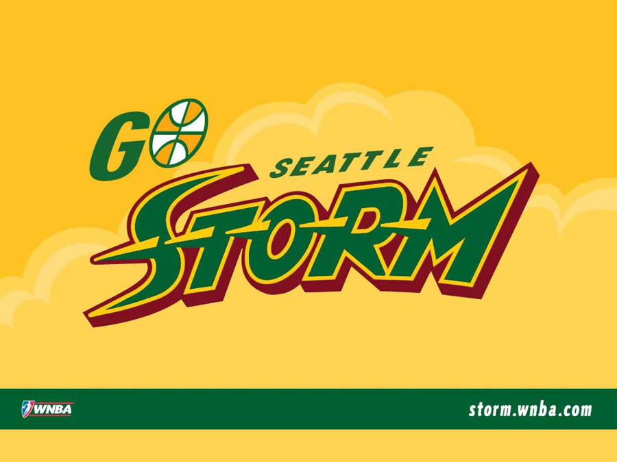 Seattle Storm Wallpaper