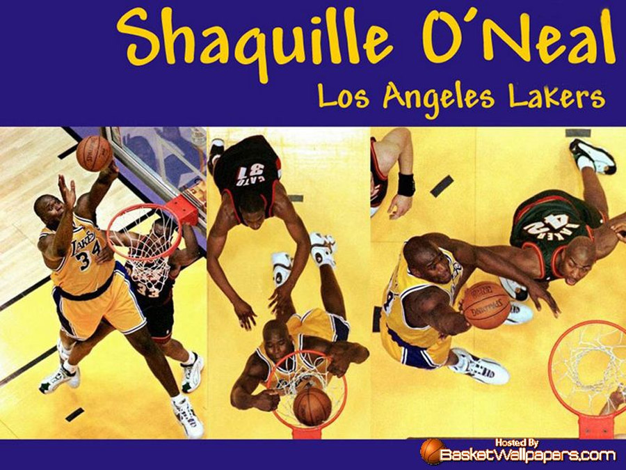 Shaquille O'Neal Wallpaper